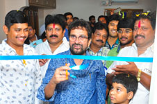 New corporate office launching by Dr. Satyanand and Santosh Srinivas