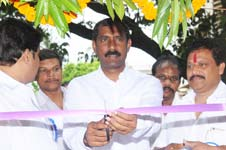 palla srinivasa rao launches anr estates gajuwaka branch