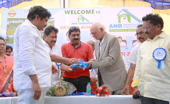 Brochure Launching of ANR Township