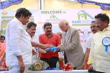 Launching ANR Township